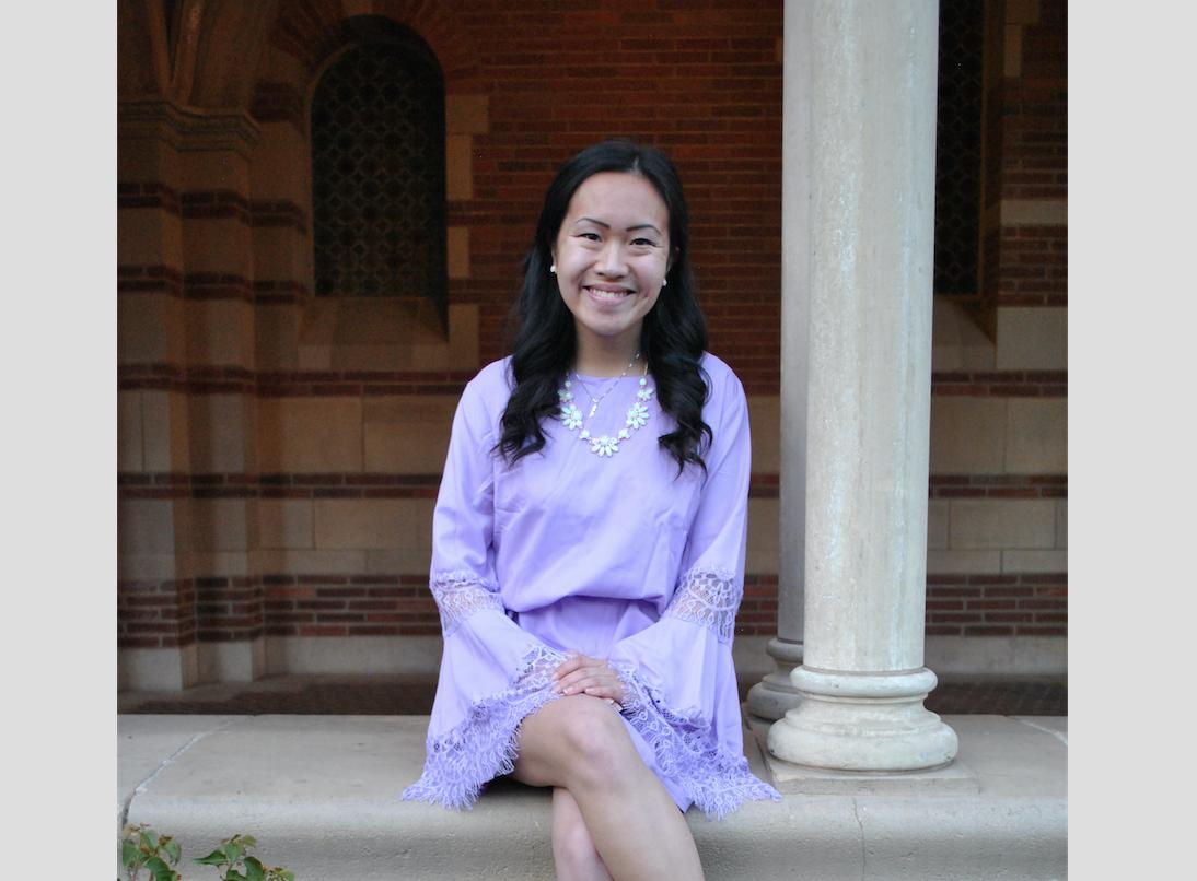 Photo of Featured UCLA Feminist: Ivy Kwok