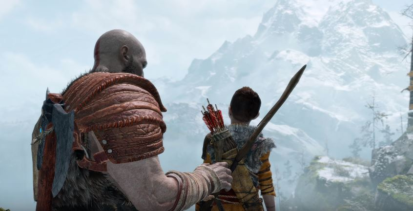 "Photo of Shifting Masculinities: How ""God of War"" Became ""Dad of War"""