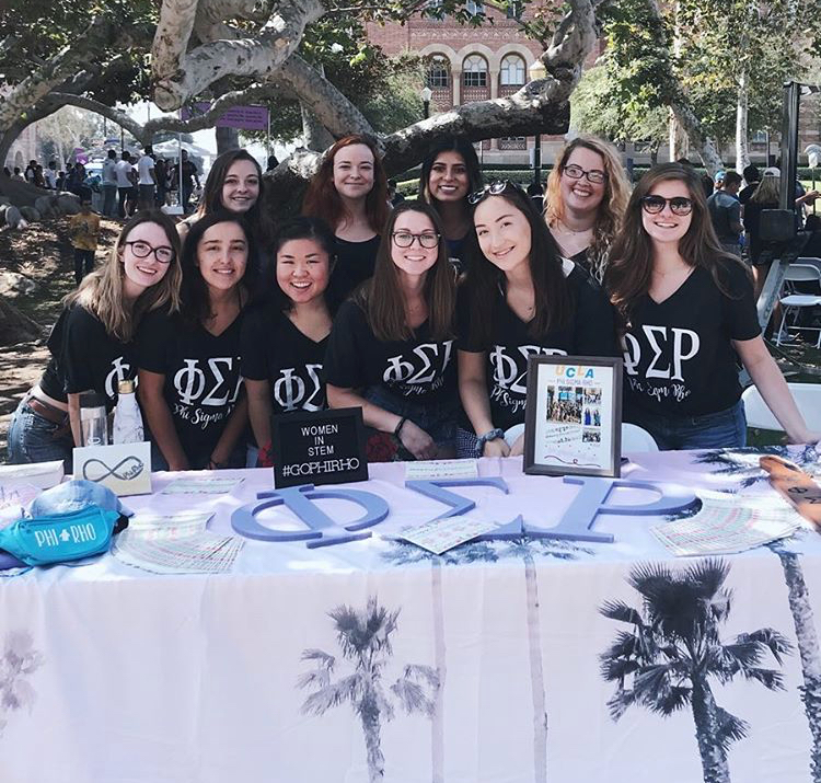 Photo of UCLA and the Importance of Supporting Women in STEM on Campus