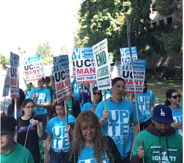 Photo of UC Students: Show Up for the Workers Who Make Your Campus Run