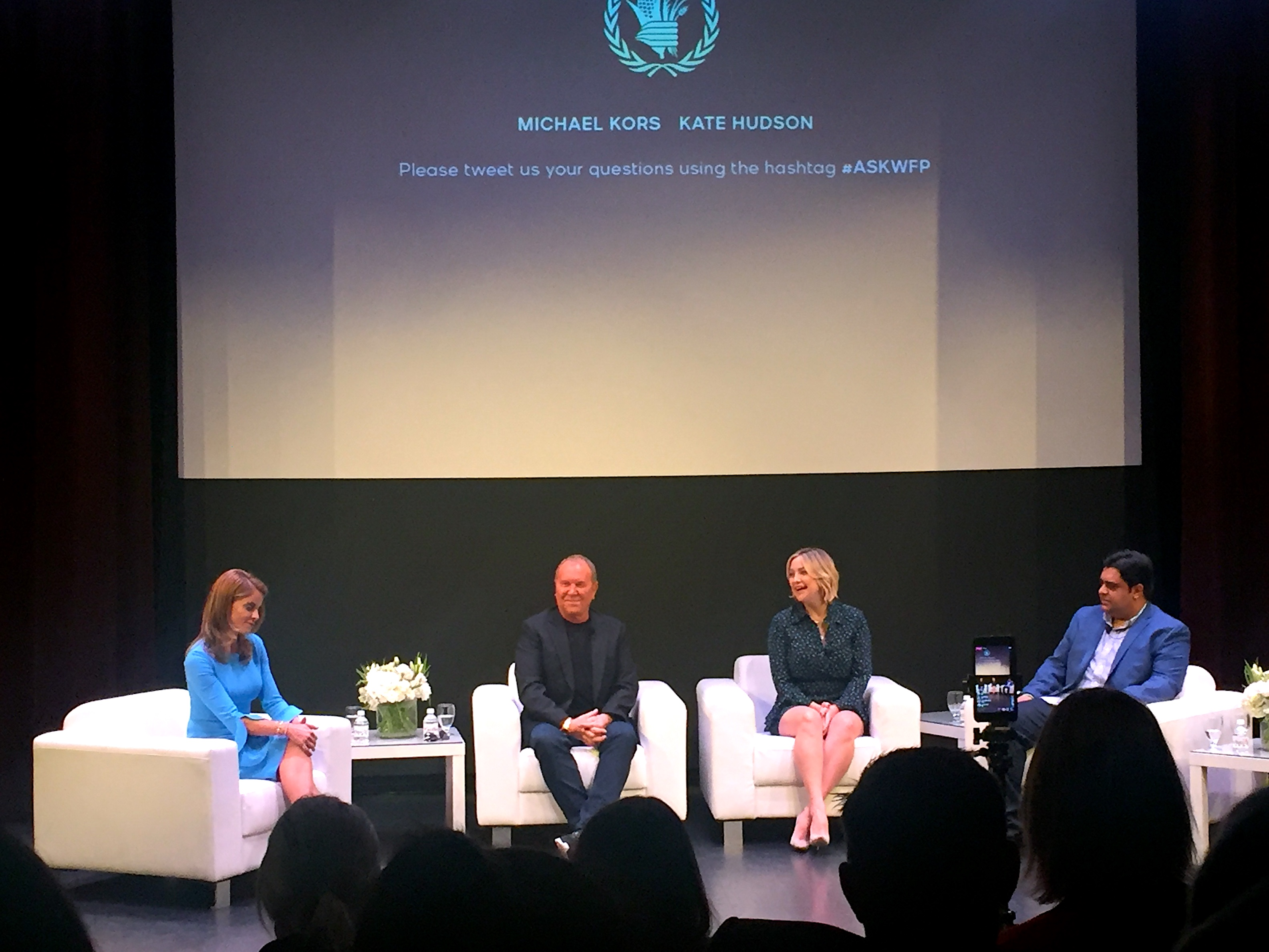 Photo of Kors, Hudson, and The World Food Program: What Does it Mean to be a Celebrity Ambassador?