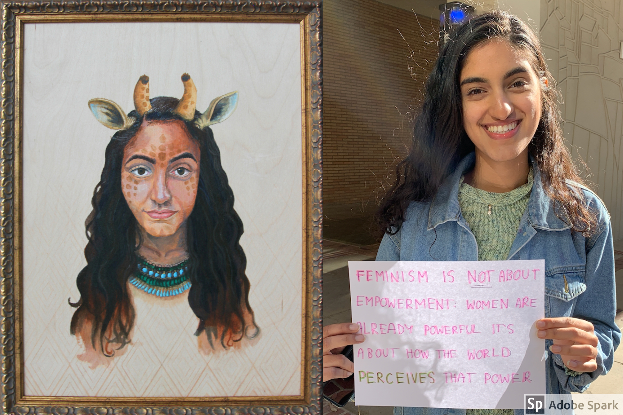 Photo of Featured UCLA Feminist: Saloni Kothari