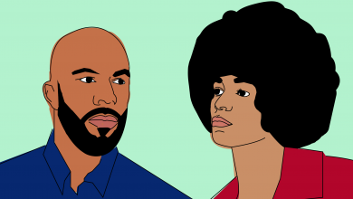 Photo of A Conversation with Angela Davis and Common