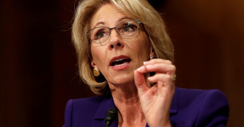 Photo of Besty DeVos' Title IX Revisions: What They Mean For You