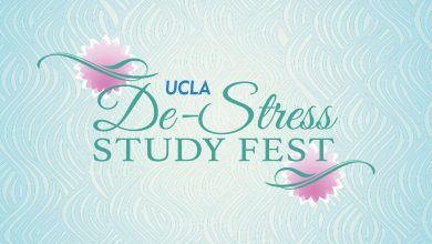 Photo of Upcoming De-Stress Events for Finals Week