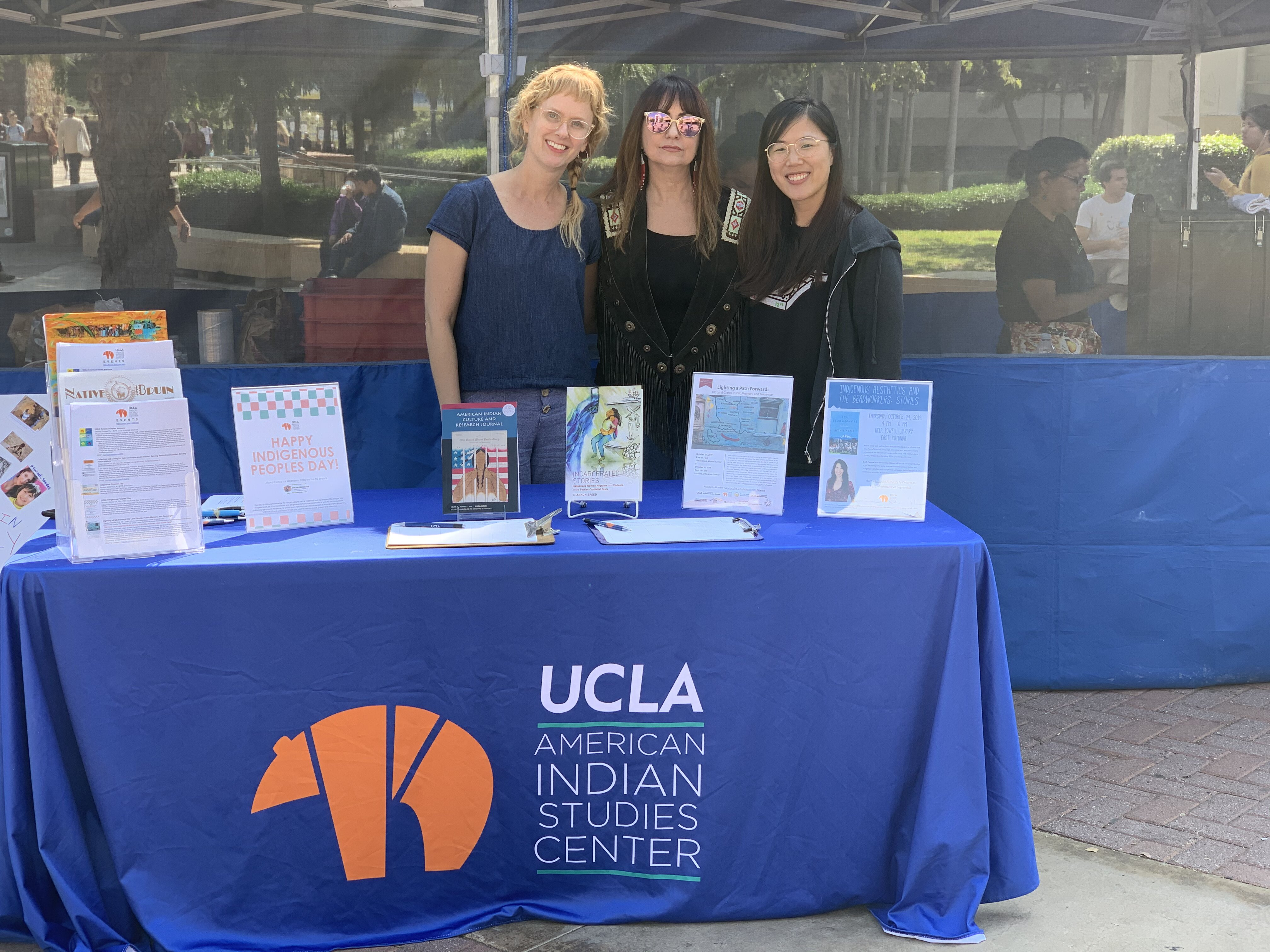Photo of Indigenous People's Day and UCLA's American Indian Studies Center