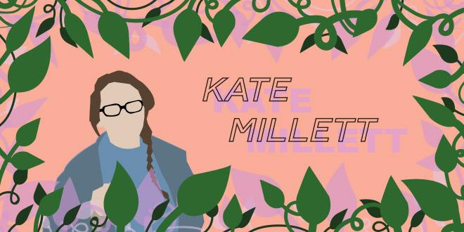 Photo of Feminist Theorist Thursdays: Kate Millett