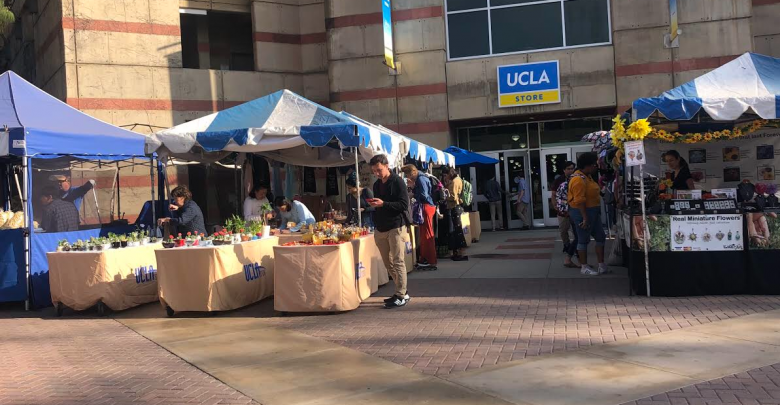 Photo of UCLA Farmers' Market Brings Fresh and Sustainable Food to Students