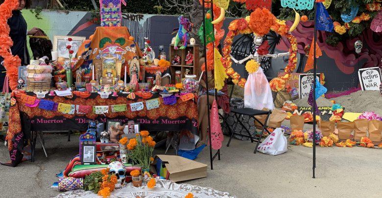 Photo of A Celebration for Dia de los Muertos