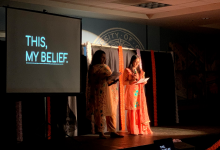 Photo of This, My Belief: UCLA's first-ever interfaith storytelling event