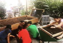 Photo of The Los Angeles Worm Farm Collective: Building for a Better World