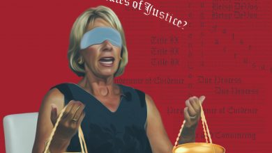 Photo of The False Justice of Betsy DeVos' Title IX Revisions