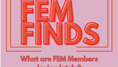 Photo of FEM FINDS: Media Must-Haves curated by FEM Members ~ November 2020
