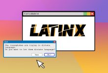 """Photo of The Debate Around the Word """"Latinx"""" from the Perspective of a Nonbinary Latinx Person"""