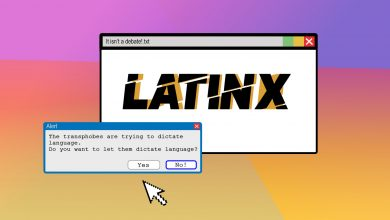"Photo of The Debate Around the Word ""Latinx"" from the Perspective of a Nonbinary Latinx Person"