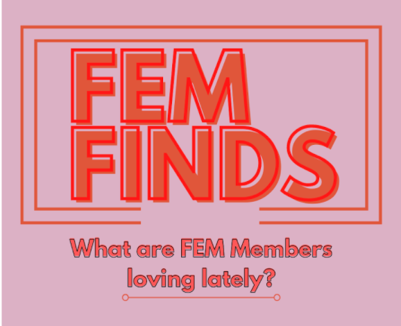 Photo of FEM FINDS: Media Must-Haves curated by FEM Members ~ December 2020