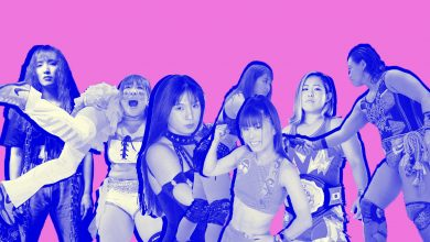 Photo of Joshi: a Love Letter to Japanese Women's Wrestling and Its Stars