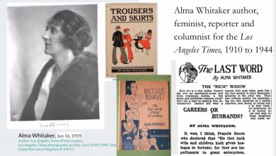 Photo of White Feminism: An Exploration of Alma Whitaker and the White Settler Movement in Los Angeles